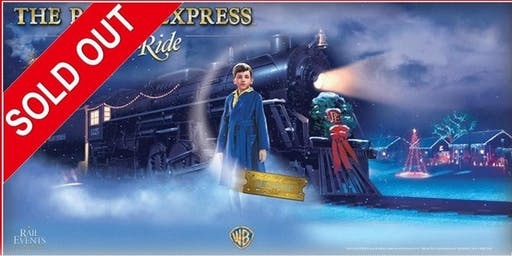 Matinee - THE POLAR EXPRESS™ Train Ride - Baldwin City, Kansas-12/23 2:30pm