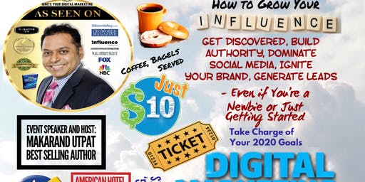 Vision 2020-  Digital Marketing Bootcamp