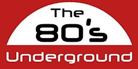 80s Underground @ KRB tickets