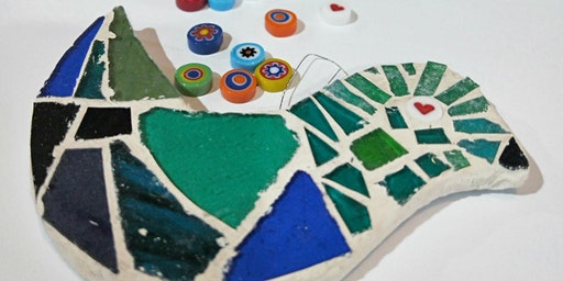 Mosaic Christmas Decoration Workshop