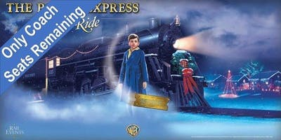 THE POLAR EXPRESS™ Train Ride - Baldwin City, Kansas - 12/27 / 7:45pm