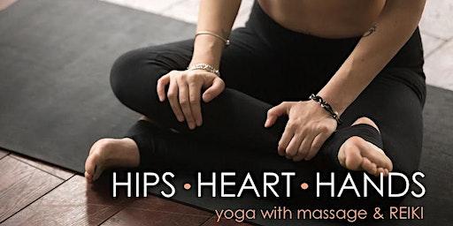 Hips | Heart | Hands