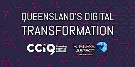 Queensland's Digital Transformation – Launch Event tickets