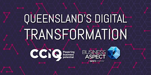Queensland's Digital Transformation – Launch Event