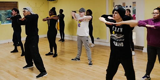 FREE Teens street dance class taster for beginners in Gillingham (limited spaces)