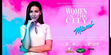 Women in the city Miami tickets
