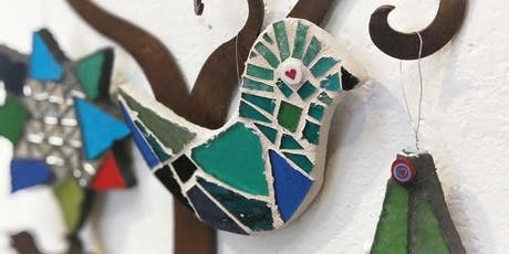 Mosaic Christmas Decoration Workshop tickets