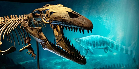 Ocean Talks: T-Rex vs Sea-Rex tickets