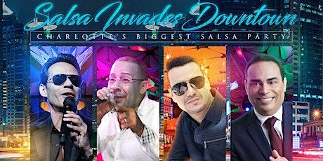 Latin Saturdays - Salsa Invades Downtown Charlotte tickets