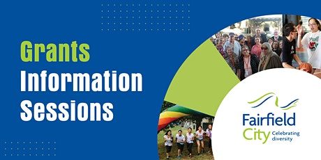 Grants Information Sessions tickets