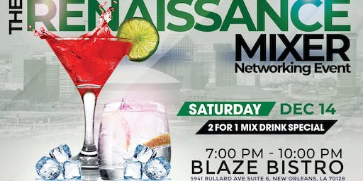 Renaissance Networking Mixer