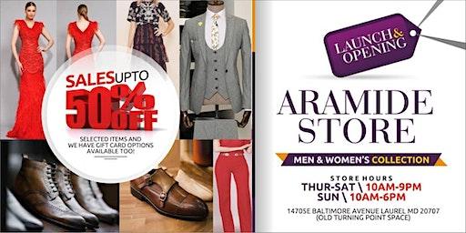 ARAMIDE Store Opening