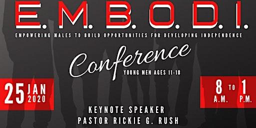 E.M.B.O.D.I  Conference