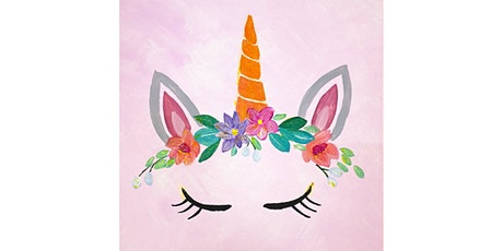 Kids Unicorn Painting Session tickets