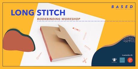 Long Stitch Bookbinding Workshop tickets