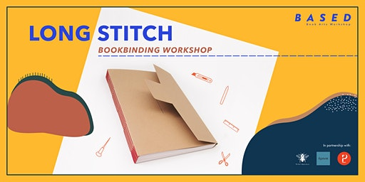Long Stitch Bookbinding Workshop