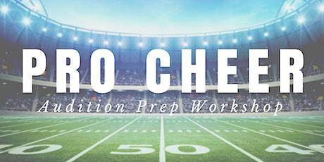2020 Pro & Semi Pro Cheer & Dance Workshop tickets