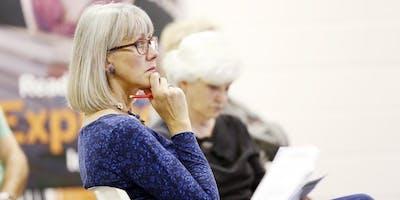 Community matters: Preparing for retirement