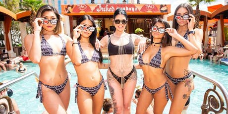 Sunday Hip Hop Pool Party - TAO Beach Club - FREE DRINKS for Ladies tickets