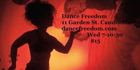 Dance Freedom tickets