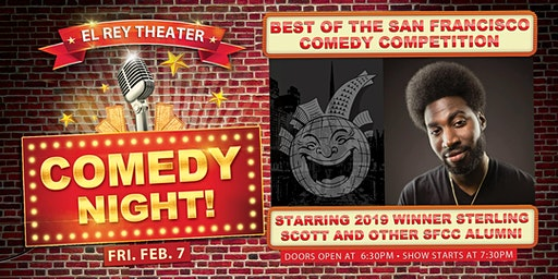 Comedy Night! ft. Best Of The San Francisco Comedy Competition - Chico, CA