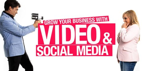 VIDEO WORKSHOP - Newcastle - Grow Your Business with Video and Social Media tickets