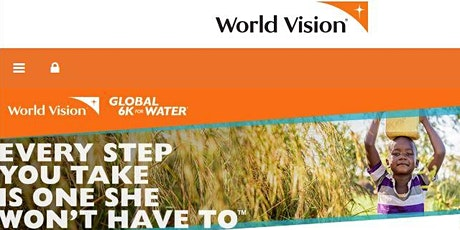 World Vision 6K @Vancouver tickets