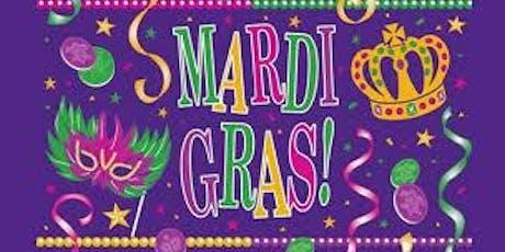 SCOOP's 14th Annual Mardi Gras Extravaganza! tickets
