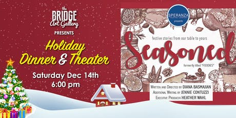 Bridge Art Gallery - Holiday Dinner & Theatre tickets
