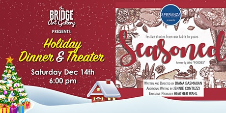 Bridge Art Gallery - Holiday Dinner & Theatre tickets