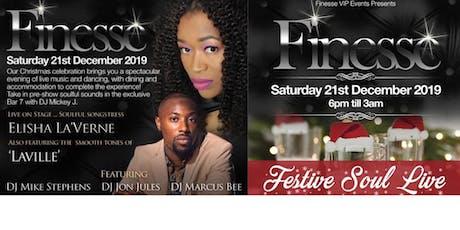 Finesse Festive Soul Live tickets