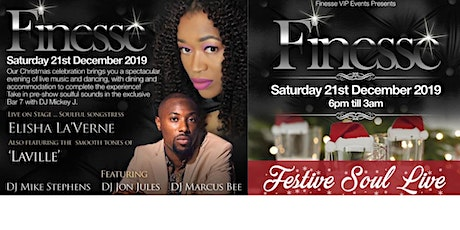 Finesse Festive Soul Live tickets