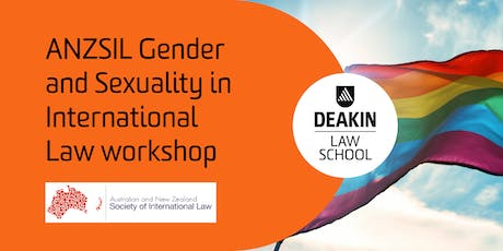 ANZSIL Gender and Sexuality in International Law Interest Group Workshop tickets