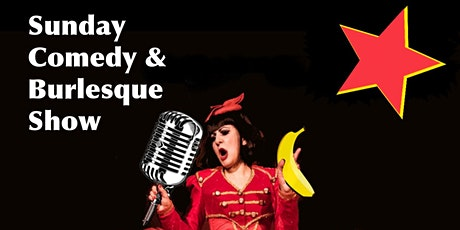 Comedy & Burlesque Show  12/15 @UC tickets