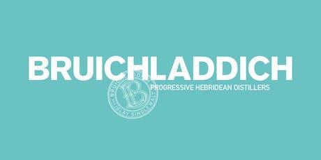 Bruichladdich Master Class tickets