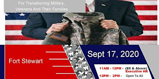 Fort Stewart Transition Expo (Hiring Event & Business Expo)