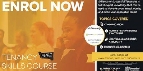 Kallangur - Tenancy Skills Course tickets
