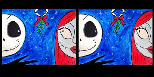 Jack & Sally Family Paint Party