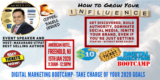 Vision 2020-  Digital Marketing Bootcamp