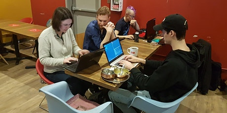 Gamecamp yeg: Weekly Workgroups tickets