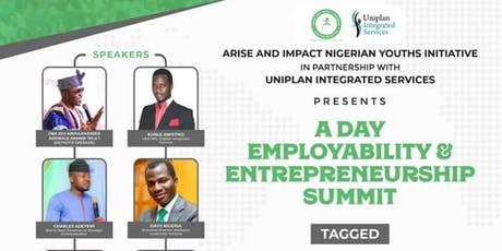 A Day Employability and Entrepreneurship Summit tickets