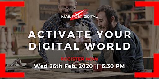 2020 Digital Workshop - Activate Your Digital World