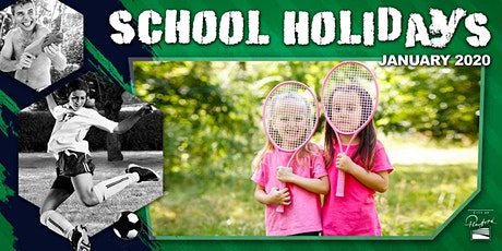 School Holiday Sports Clinic - Tennis tickets