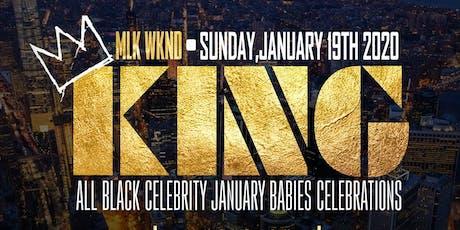 1.19 | KING - The All BLACK Birthday Celebration for MTA Rocky tickets