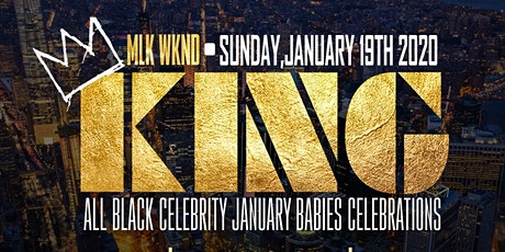 1.19 | KING - The All BLACK Birthday Celebration for MTA Rocky tickets