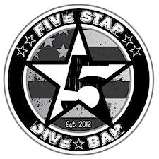 Five Star Dive Bar logo