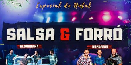Salsa & Forró   Especial Natal entradas