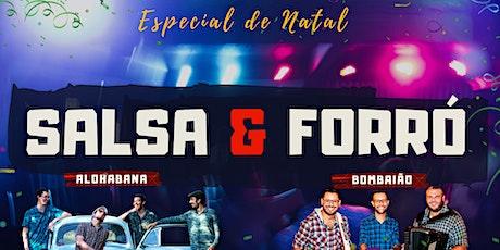 Salsa & Forró | Especial Natal ingressos