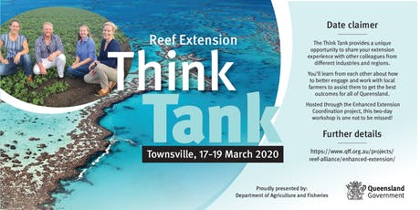 Reef Extension Think Tank 2020 tickets