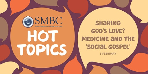 SMBC Hot Topics - Talk 1